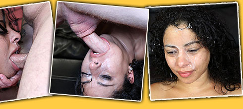 Latina Abuse Destroys Ava Gardener